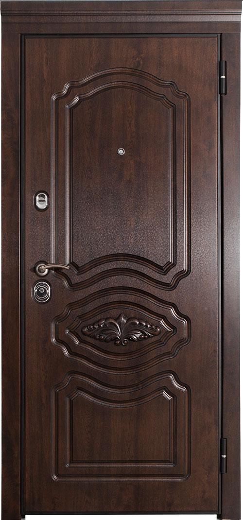 Металлическая дверь Металюкс М72