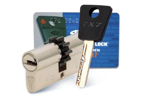 Цилиндр Mul-T-Lock 7x7