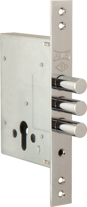 Замена верхнего замка в металлической двери