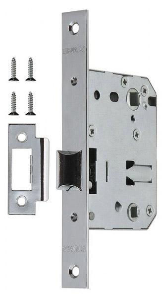 Защелка дверная F72-50 CP для сан/узлов